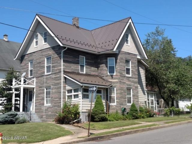 2400 NEWBERRY STREET,Williamsport,PA 17701,3 Bedrooms Bedrooms,2 BathroomsBathrooms,Residential,NEWBERRY,WB-87944