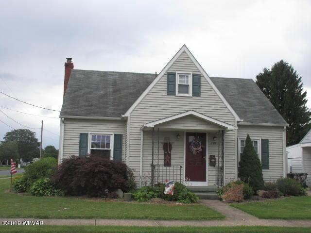 720 CHESTNUT STREET,Montoursville,PA 17754,4 Bedrooms Bedrooms,2 BathroomsBathrooms,Residential,CHESTNUT,WB-87942