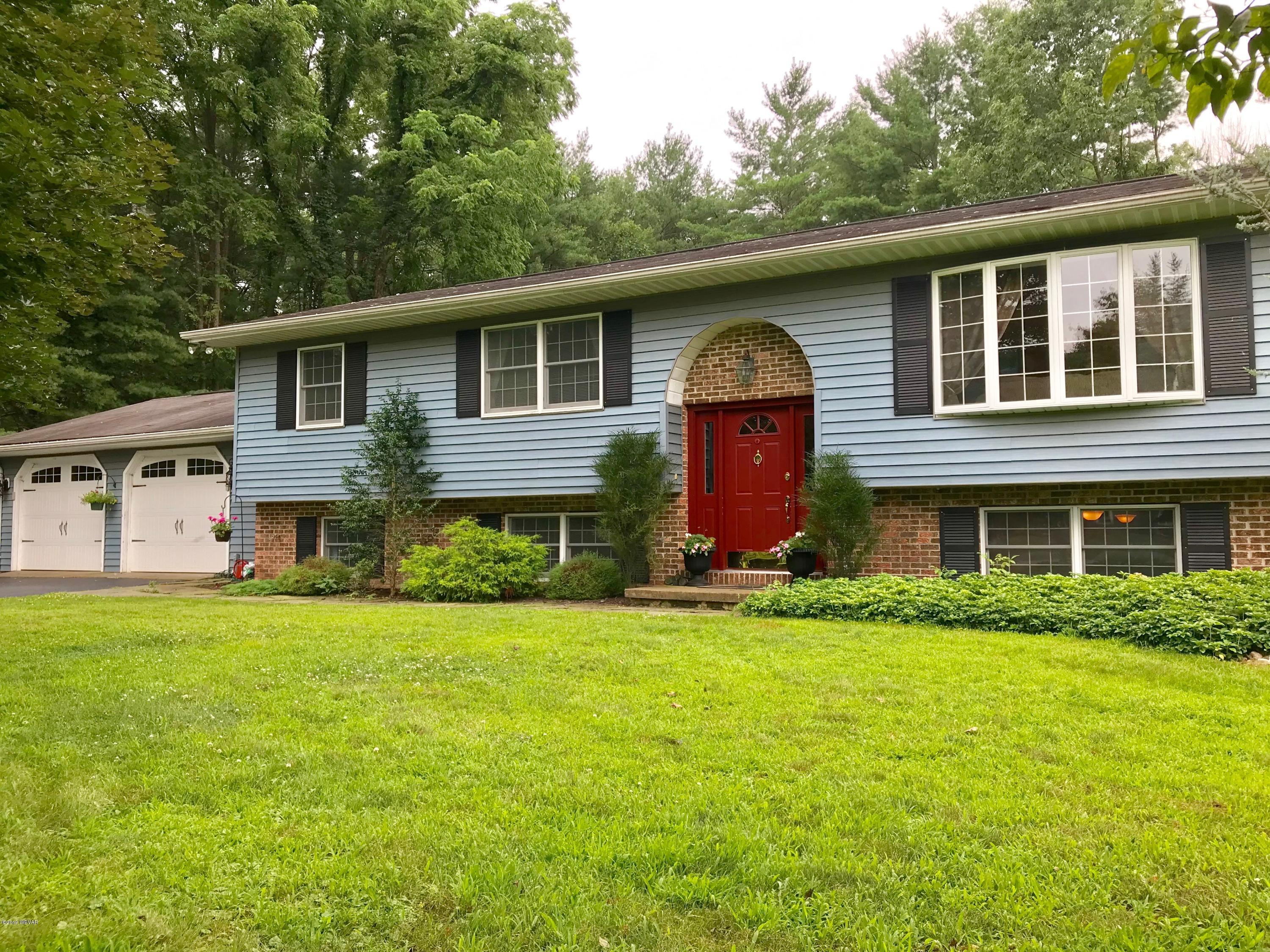 287 BAXTER ROAD,Montoursville,PA 17754,3 Bedrooms Bedrooms,3 BathroomsBathrooms,Residential,BAXTER,WB-87967