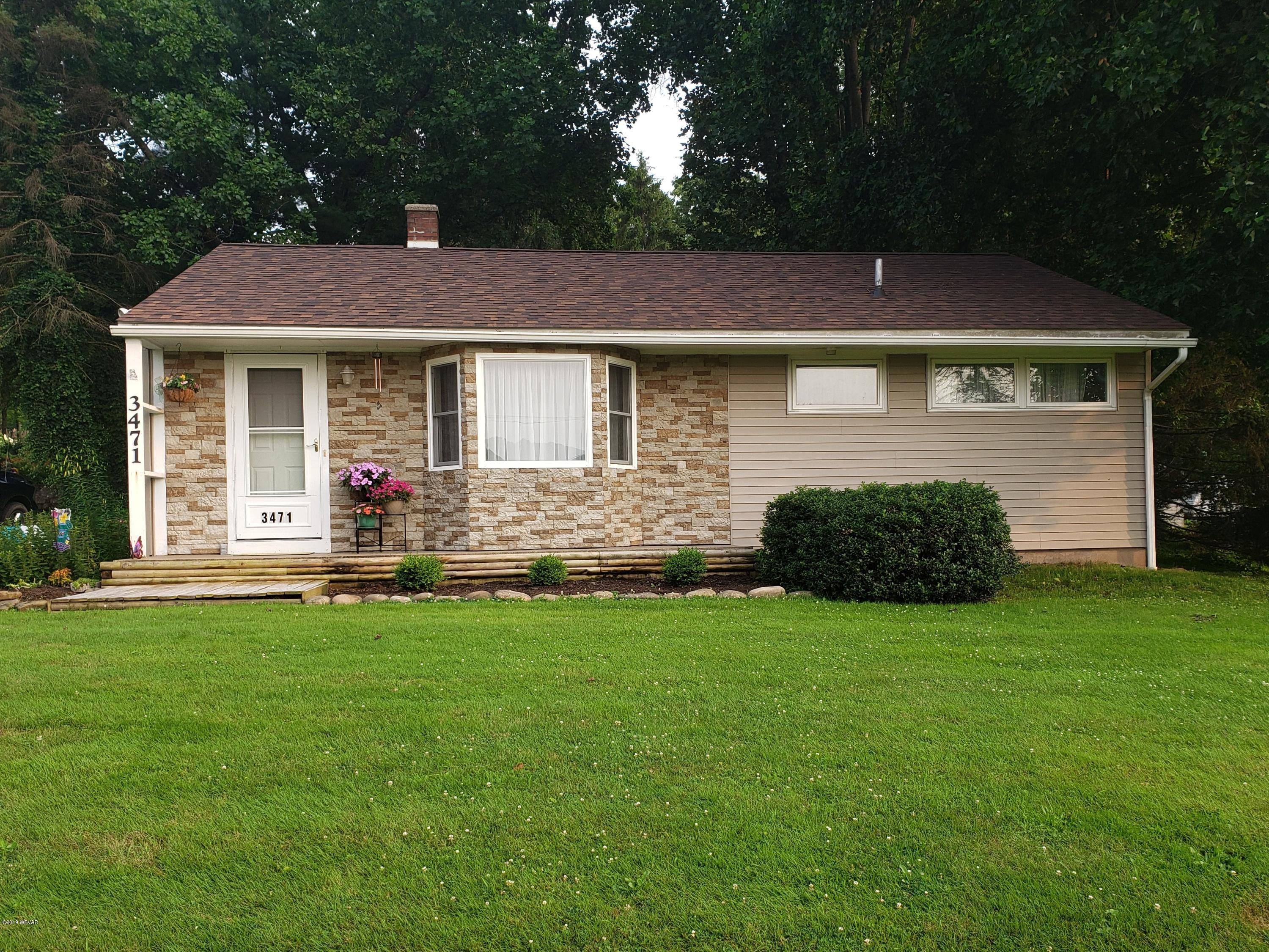 3471 LYCOMING MALL DRIVE,Montoursville,PA 17754,2 Bedrooms Bedrooms,1 BathroomBathrooms,Residential,LYCOMING MALL,WB-87977