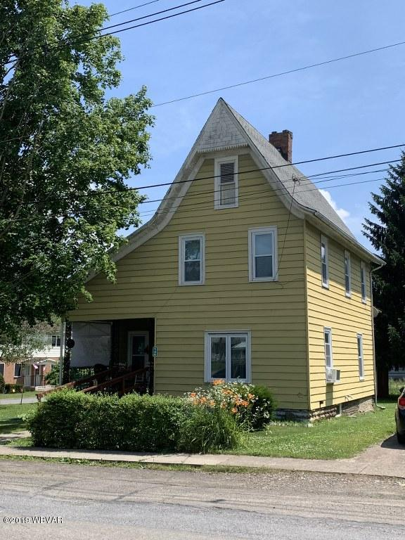 146 SECOND STREET,Canton,PA 17724,4 Bedrooms Bedrooms,1 BathroomBathrooms,Residential,SECOND,WB-87978
