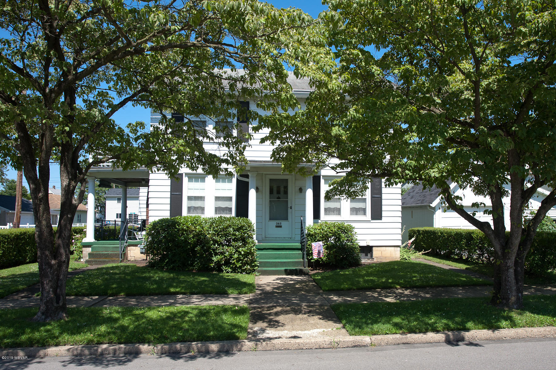 365 PERCY STREET,S. Williamsport,PA 17702,3 Bedrooms Bedrooms,2 BathroomsBathrooms,Residential,PERCY,WB-87998
