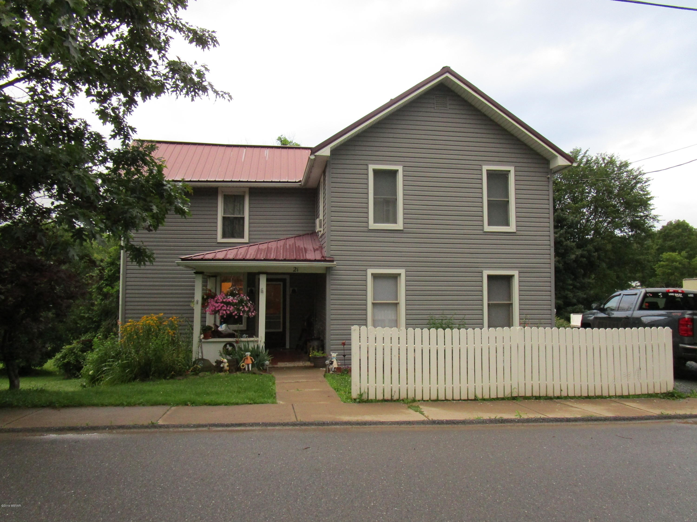 21 RAILROAD STREET,Troy,PA 16947,3 Bedrooms Bedrooms,2 BathroomsBathrooms,Residential,RAILROAD,WB-88013