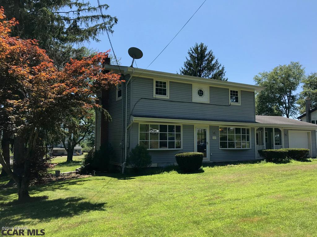 220 FAIRPOINT ROAD,Mill Hall,PA 17751,3 Bedrooms Bedrooms,2 BathroomsBathrooms,Residential,FAIRPOINT,WB-88209