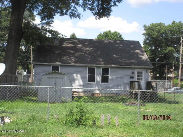 613 WILSON STREET,Williamsport,PA 17701,4 Bedrooms Bedrooms,2 BathroomsBathrooms,Residential,WILSON,WB-88206