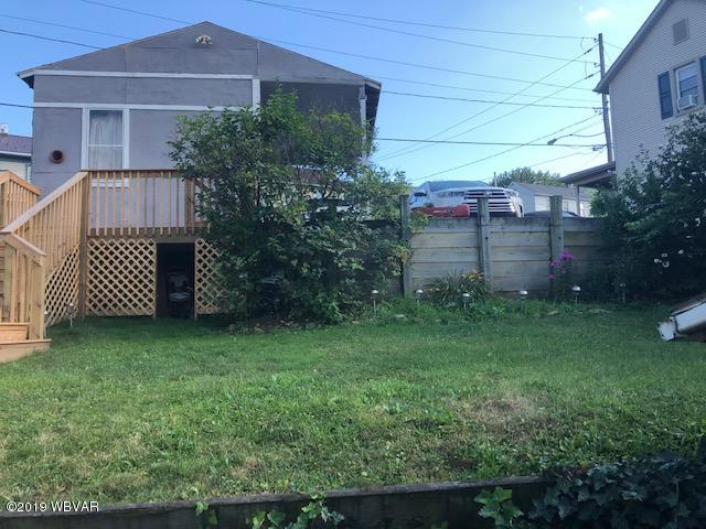 1545 RIVERSIDE DRIVE,S. Williamsport,PA 17702,3 Bedrooms Bedrooms,1 BathroomBathrooms,Residential,RIVERSIDE,WB-88221
