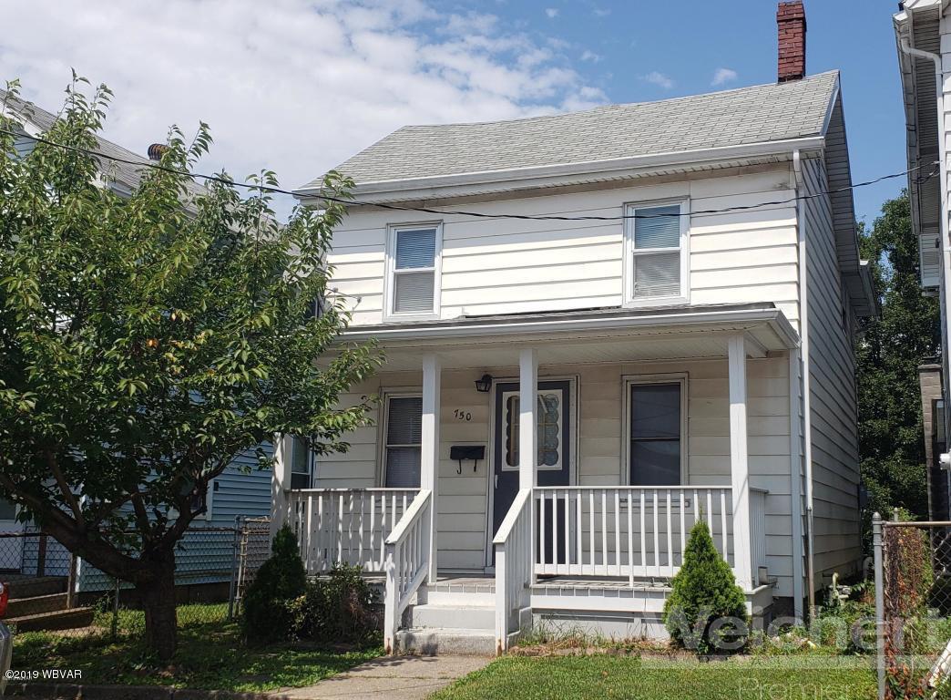 750 1ST STREET,Williamsport,PA 17701,3 Bedrooms Bedrooms,1 BathroomBathrooms,Residential,1ST,WB-88233