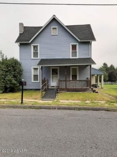 14 SUMMIT STREET,Avis,PA 17721,3 Bedrooms Bedrooms,1 BathroomBathrooms,Residential,SUMMIT,WB-88265