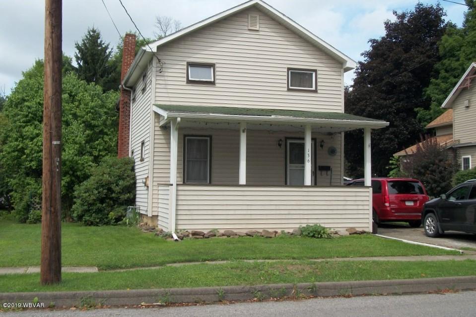 136 SAINT JAMES STREET,Mansfield,PA 16933,3 Bedrooms Bedrooms,1.25 BathroomsBathrooms,Residential,SAINT JAMES,WB-88275