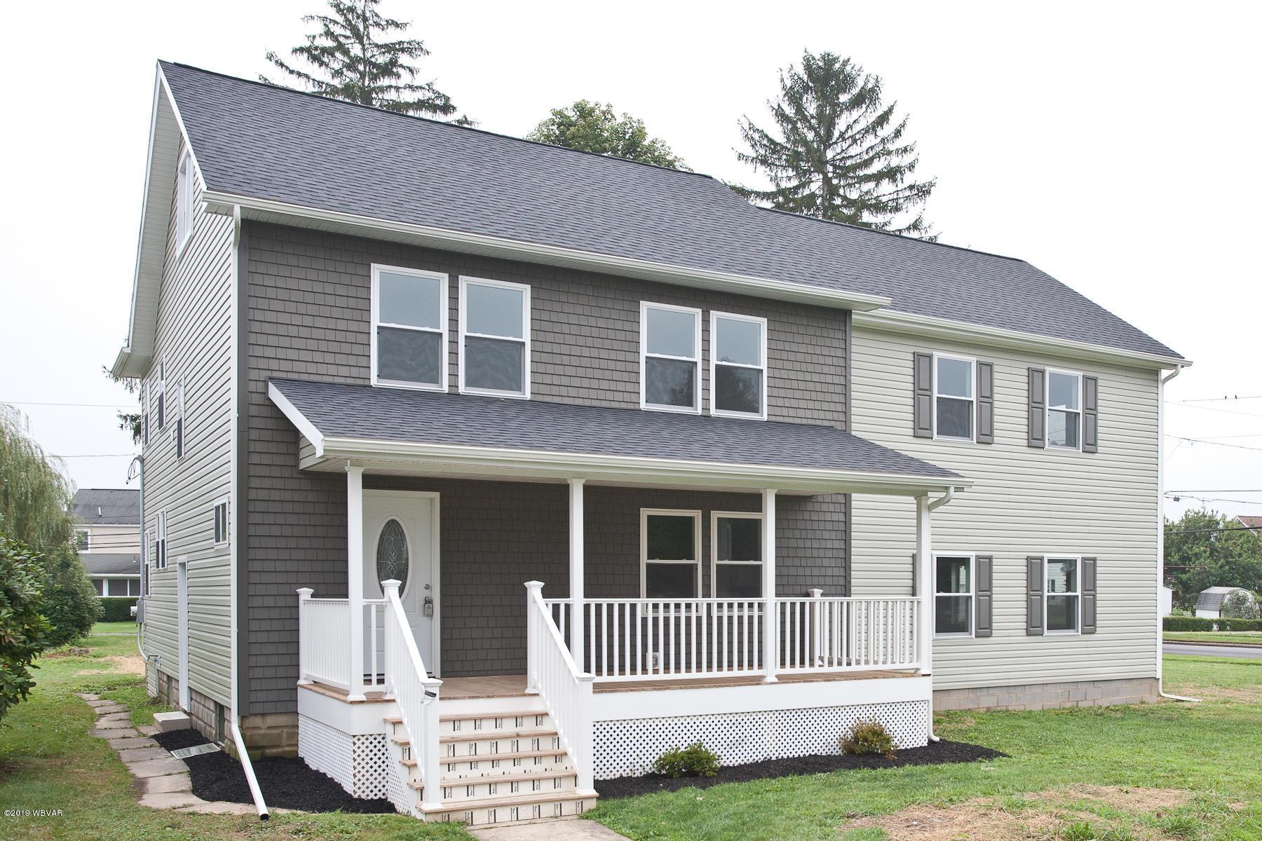 1306 MANSEL AVENUE, Williamsport, Pennsylvania