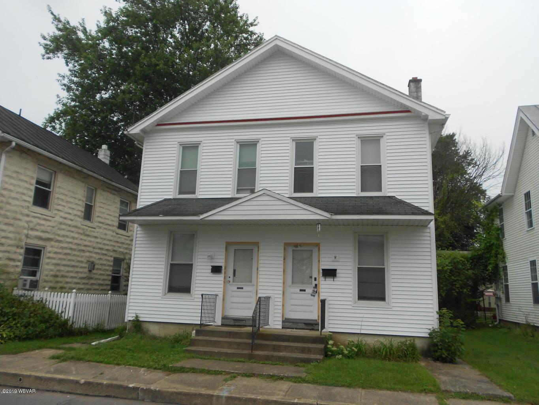 313-315 ELM STREET,Watsontown,PA 17777,Multi-units,ELM,WB-88298