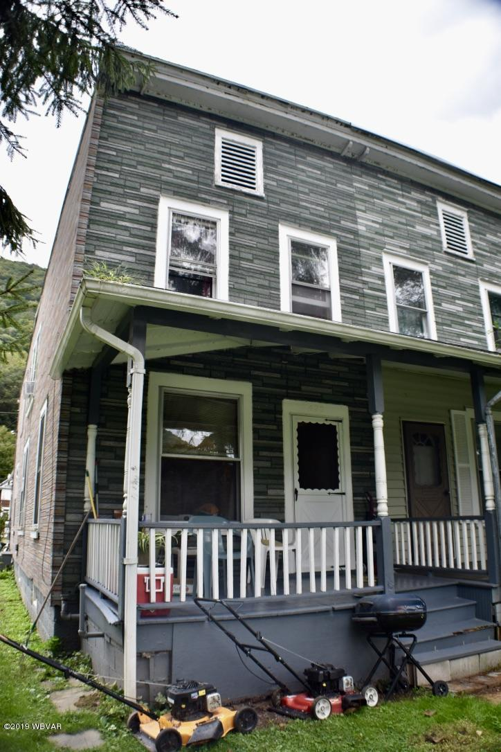 439 PINE STREET,South Renovo,PA 17764,3 Bedrooms Bedrooms,1 BathroomBathrooms,Residential,PINE,WB-88497