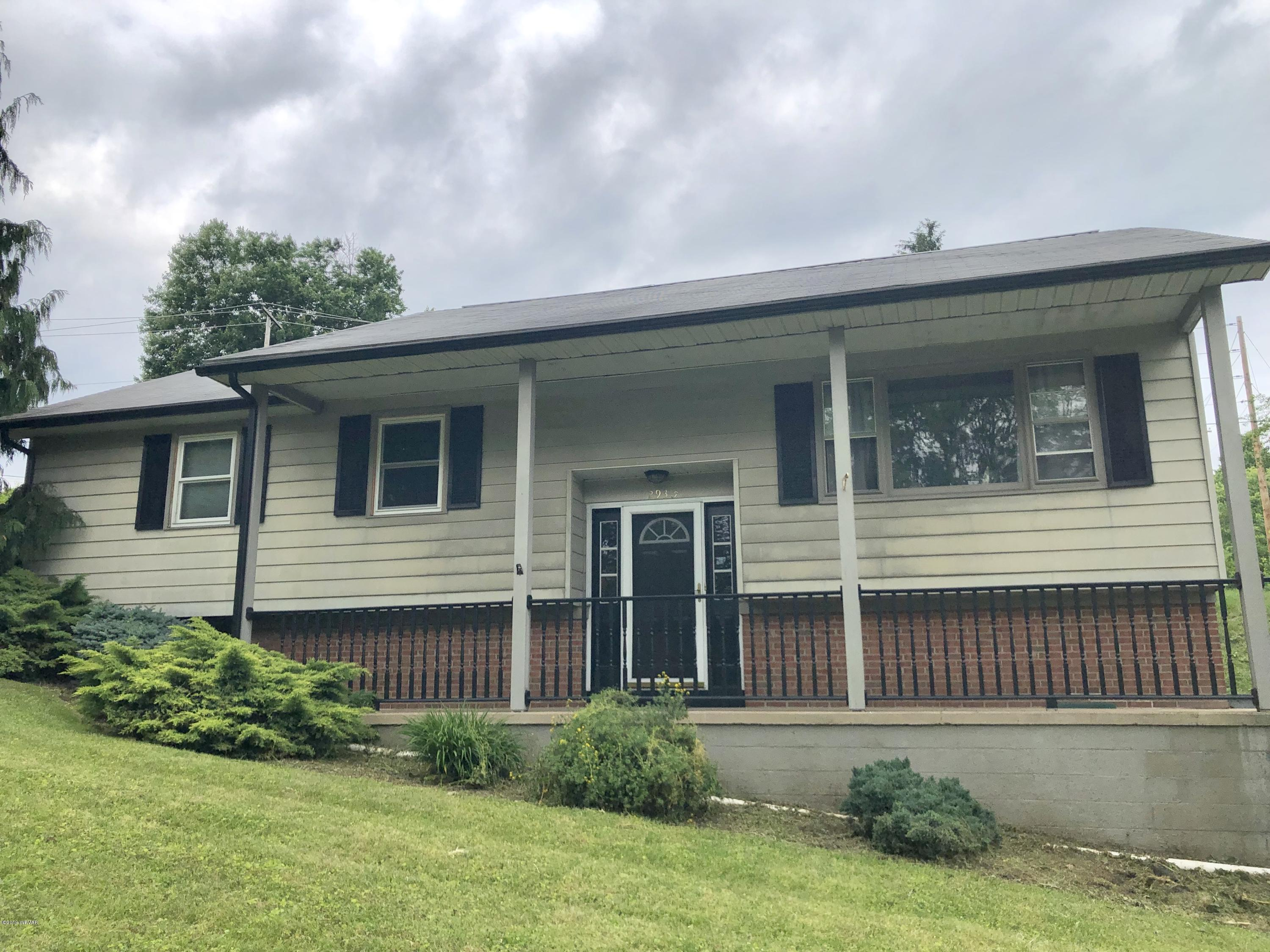 2935 FOUR MILE DRIVE,Montoursville,PA 17754,4 Bedrooms Bedrooms,3 BathroomsBathrooms,Residential,FOUR MILE,WB-88521