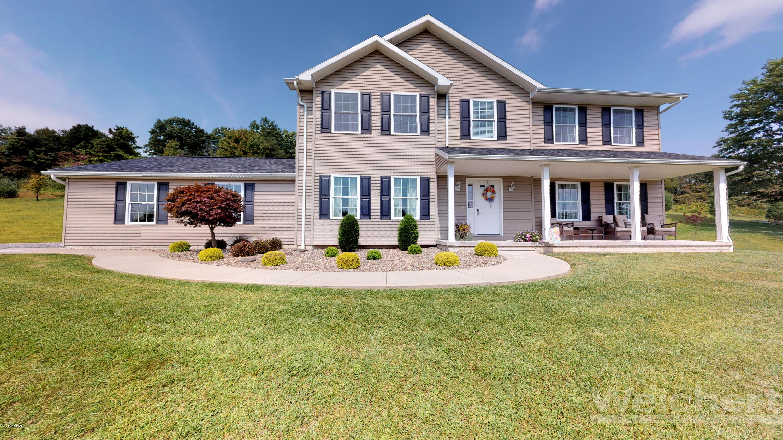 124 GRAMMER ROAD,Williamsport,PA 17701,4 Bedrooms Bedrooms,3 BathroomsBathrooms,Residential,GRAMMER,WB-88527