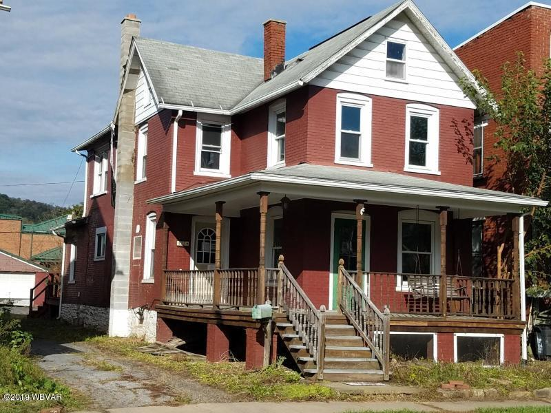 425 BALD EAGLE STREET,Lock Haven,PA 17745,3 Bedrooms Bedrooms,2 BathroomsBathrooms,Residential,BALD EAGLE,WB-88541