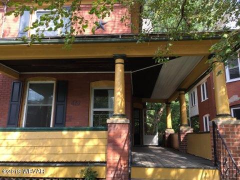 678 1ST AVENUE,Williamsport,PA 17701,3 Bedrooms Bedrooms,1 BathroomBathrooms,Resid-lease/rental,1ST,WB-88566
