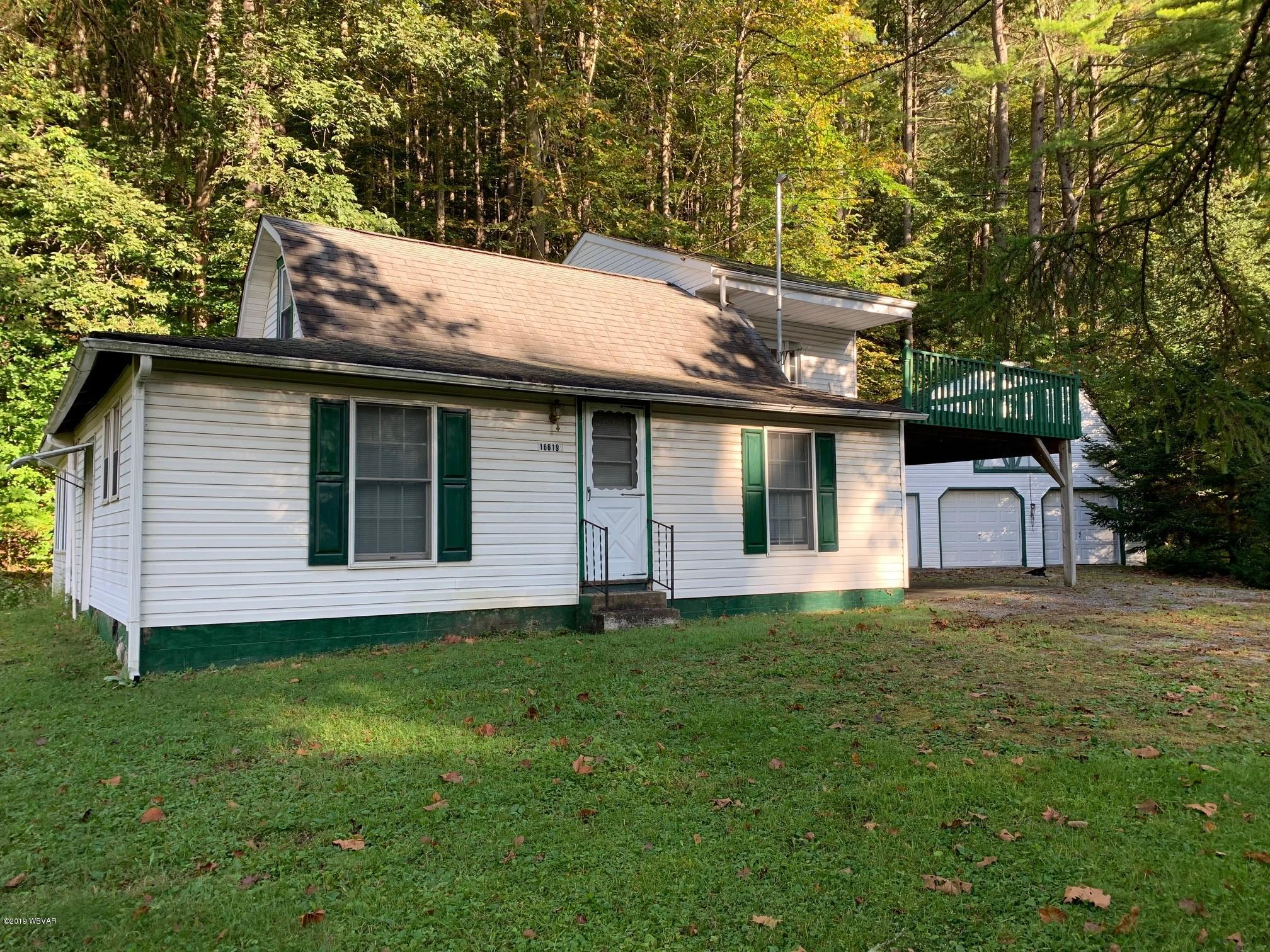 16619 PA-287 ROUTE,Waterville,PA 17776,3 Bedrooms Bedrooms,1 BathroomBathrooms,Cabin/vacation home,PA-287,WB-88581