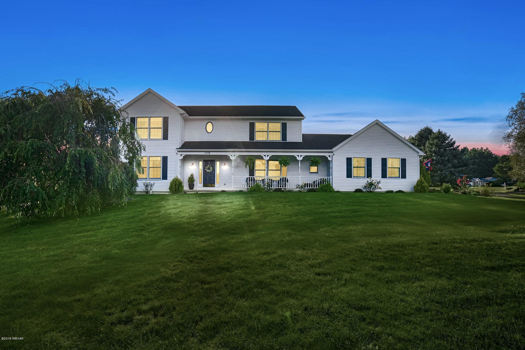 1008 ORIOLE CIRCLE,Lock Haven,PA 17745,4 Bedrooms Bedrooms,5 BathroomsBathrooms,Residential,ORIOLE,WB-88600