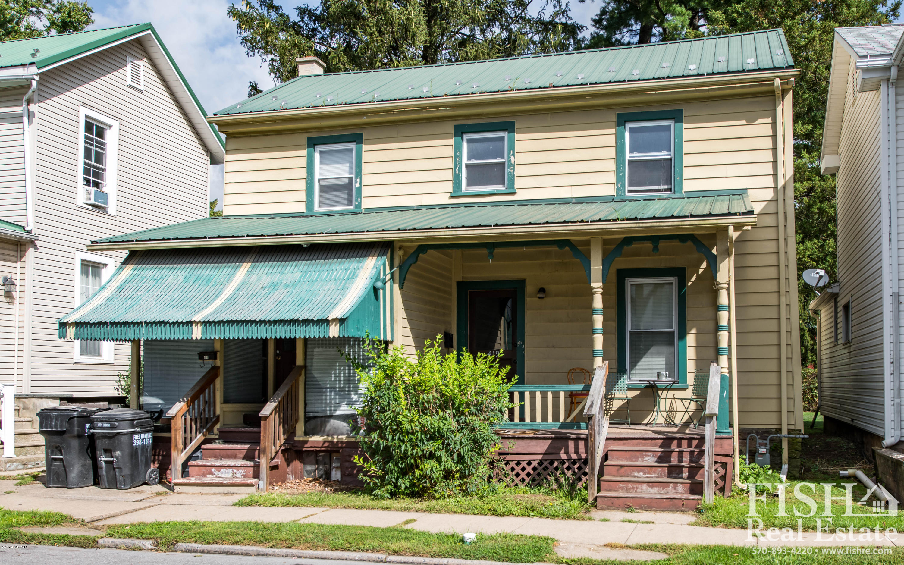 417-419 MAIN STREET, Lock Haven, PA 17745, ,Multi-units,For sale,MAIN,WB-88629
