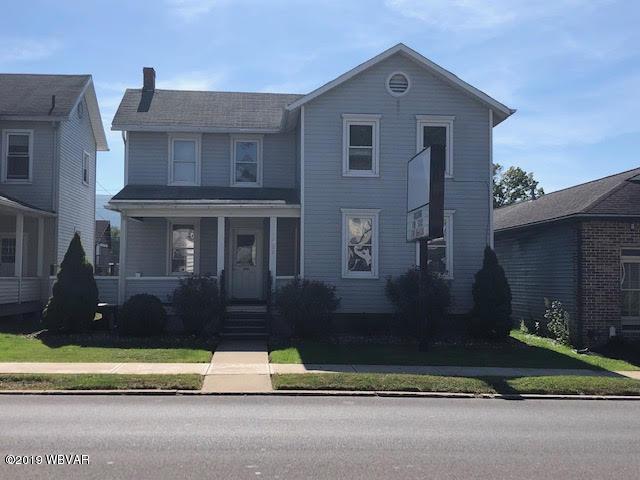 1028 WASHINGTON BOULEVARD,Williamsport,PA 17701,3 BathroomsBathrooms,Commercial sales,WASHINGTON,WB-88807