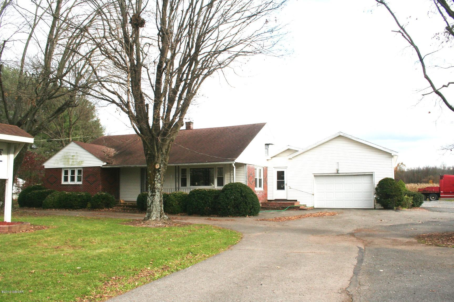 1685 RT 405 HIGHWAY,Hughesville,PA 17737,1 BathroomBathrooms,Commercial sales,RT 405,WB-89020