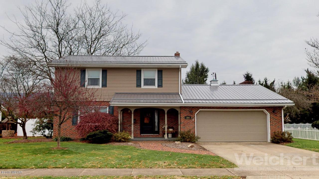 1104 ARTHUR ROAD,Montoursville,PA 17754,3 Bedrooms Bedrooms,3 BathroomsBathrooms,Residential,ARTHUR,WB-89065