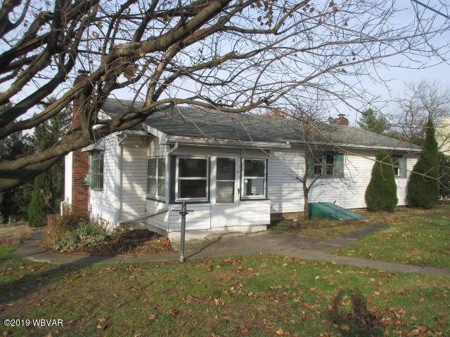 2007 RIDGE ROAD,Sunbury,PA 17801,3 Bedrooms Bedrooms,1 BathroomBathrooms,Residential,RIDGE,WB-89066