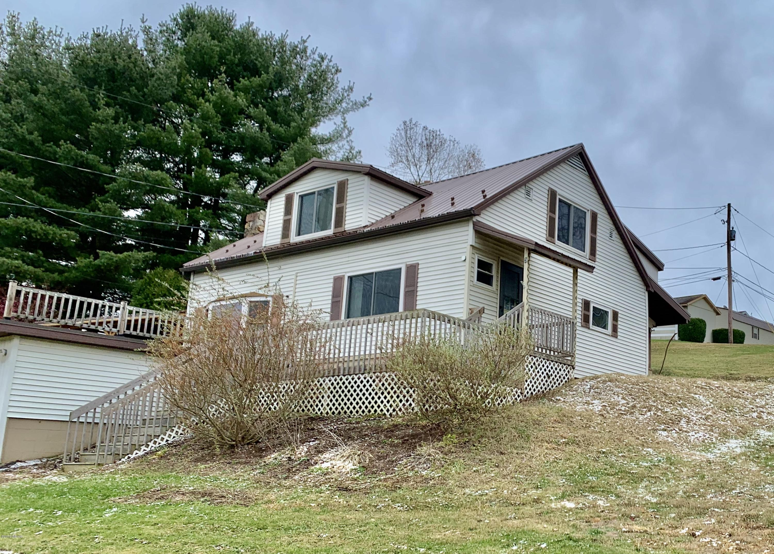 5 PLYMOUTH AVENUE,Jersey Shore,PA 17740,3 Bedrooms Bedrooms,2 BathroomsBathrooms,Residential,PLYMOUTH,WB-89081