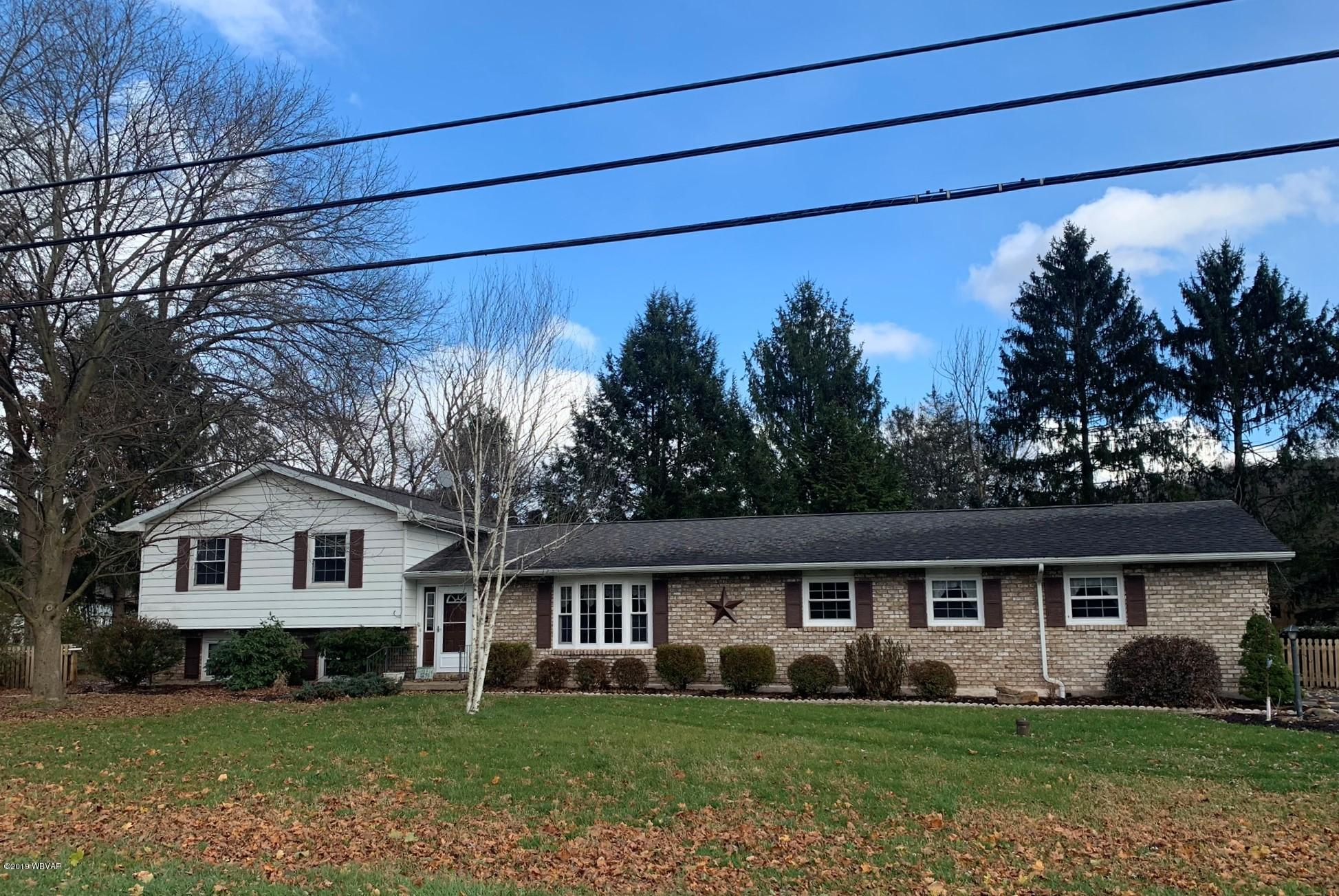1918 RT 87 HIGHWAY,Montoursville,PA 17754,3 Bedrooms Bedrooms,2.5 BathroomsBathrooms,Residential,RT 87,WB-89100