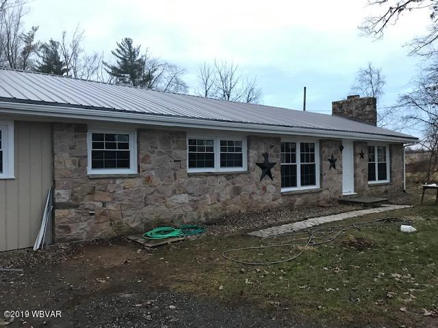 1098 POND ROAD,Pennsdale,PA 17756,3 Bedrooms Bedrooms,1.5 BathroomsBathrooms,Residential,POND,WB-89221