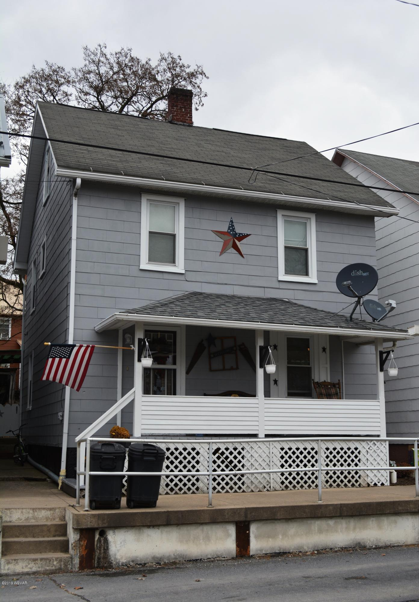 125 CARR AVENUE,Milton,PA 17847,3 Bedrooms Bedrooms,1 BathroomBathrooms,Residential,CARR,WB-89226