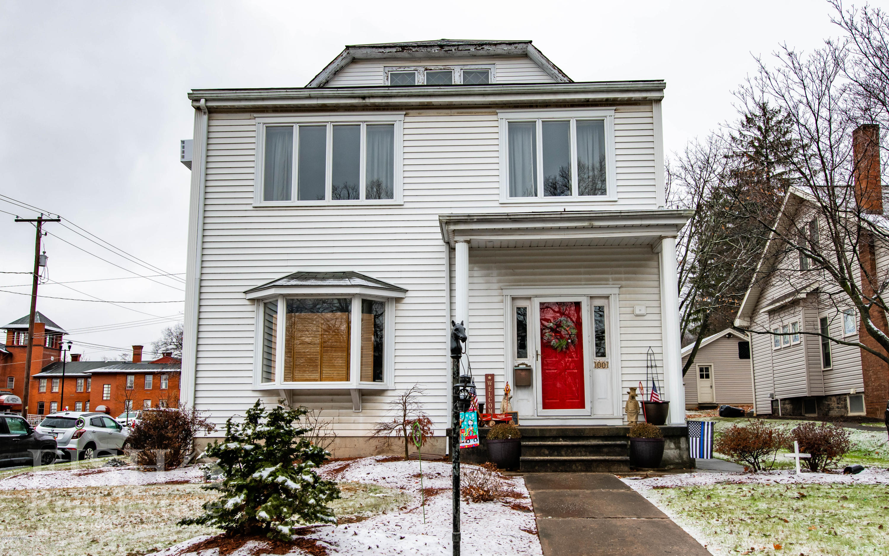 1001 WOODMONT AVENUE, Williamsport, PA 17701, 6 Bedrooms Bedrooms, ,2.5 BathroomsBathrooms,Residential,For sale,WOODMONT,WB-89294