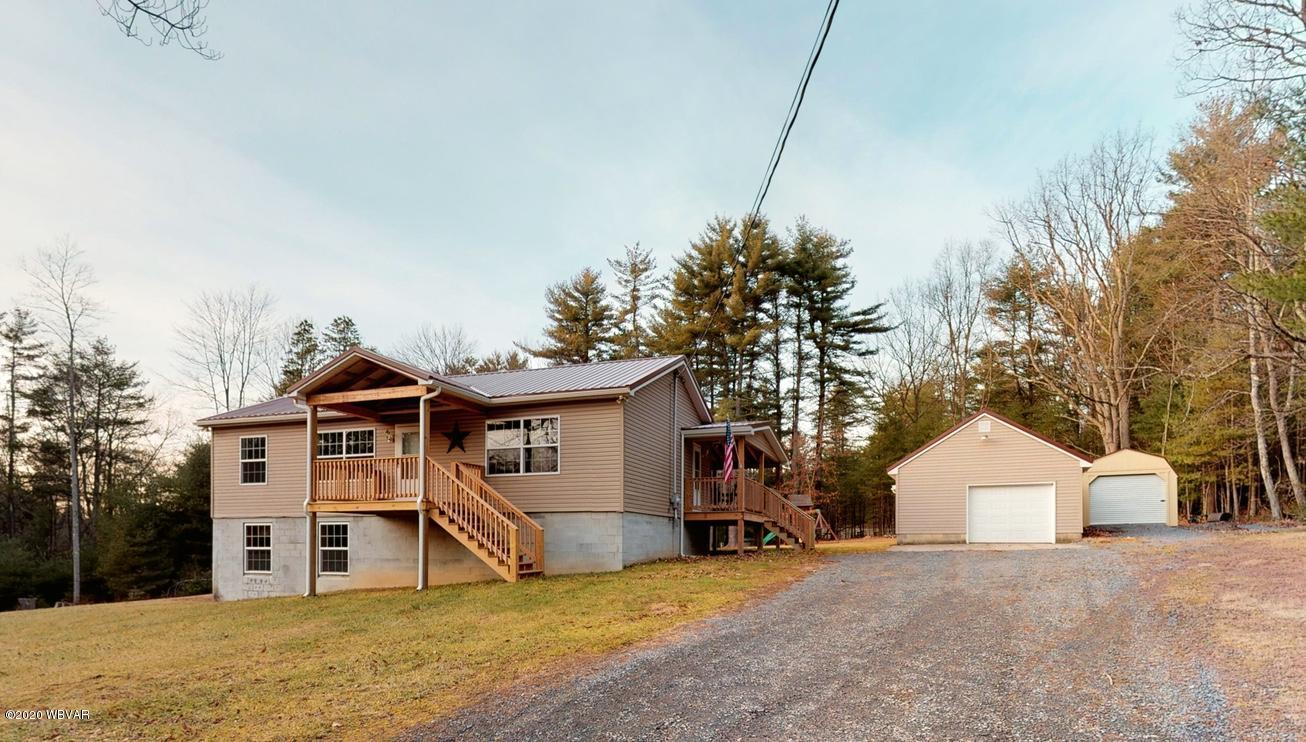 118 BRYANS LANE,Lock Haven,PA 17745,4 Bedrooms Bedrooms,2 BathroomsBathrooms,Residential,BRYANS,WB-89371