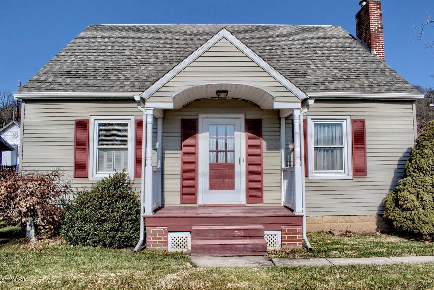 153 1ST STREET,Linden,PA 17744,4 Bedrooms Bedrooms,2 BathroomsBathrooms,Residential,1ST,WB-89389