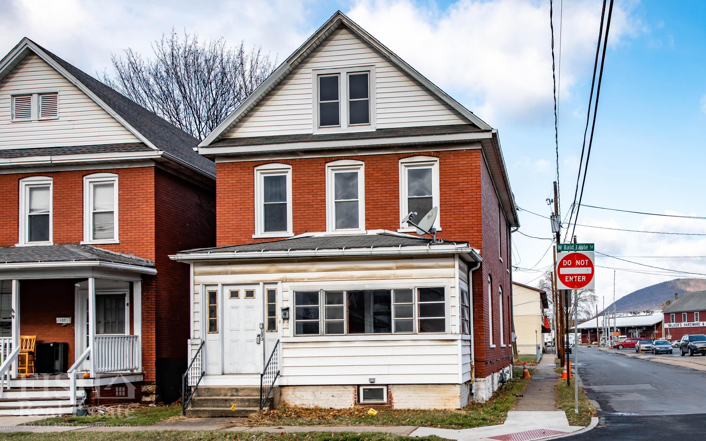 105 BALD EAGLE STREET,Lock Haven,PA 17745,4 Bedrooms Bedrooms,2 BathroomsBathrooms,Residential,BALD EAGLE,WB-89413