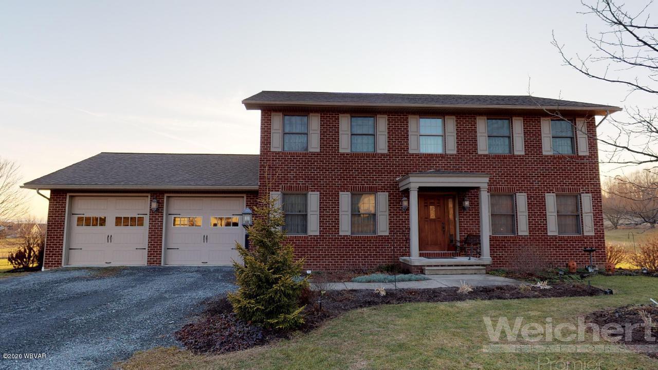 597 CEMETERY DRIVE,Hughesville,PA 17737,3 Bedrooms Bedrooms,2.75 BathroomsBathrooms,Residential,CEMETERY,WB-89395