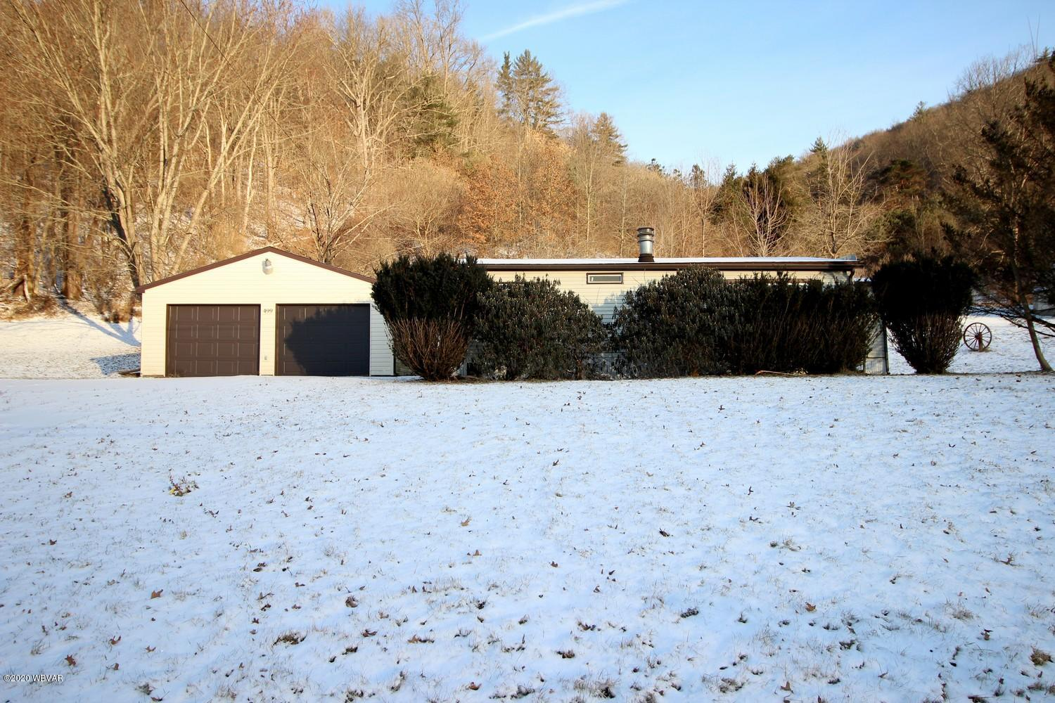 499 OLD WEST CREEK ROAD,Emporium,PA 15834,2 Bedrooms Bedrooms,2 BathroomsBathrooms,Residential,OLD WEST CREEK,WB-89400