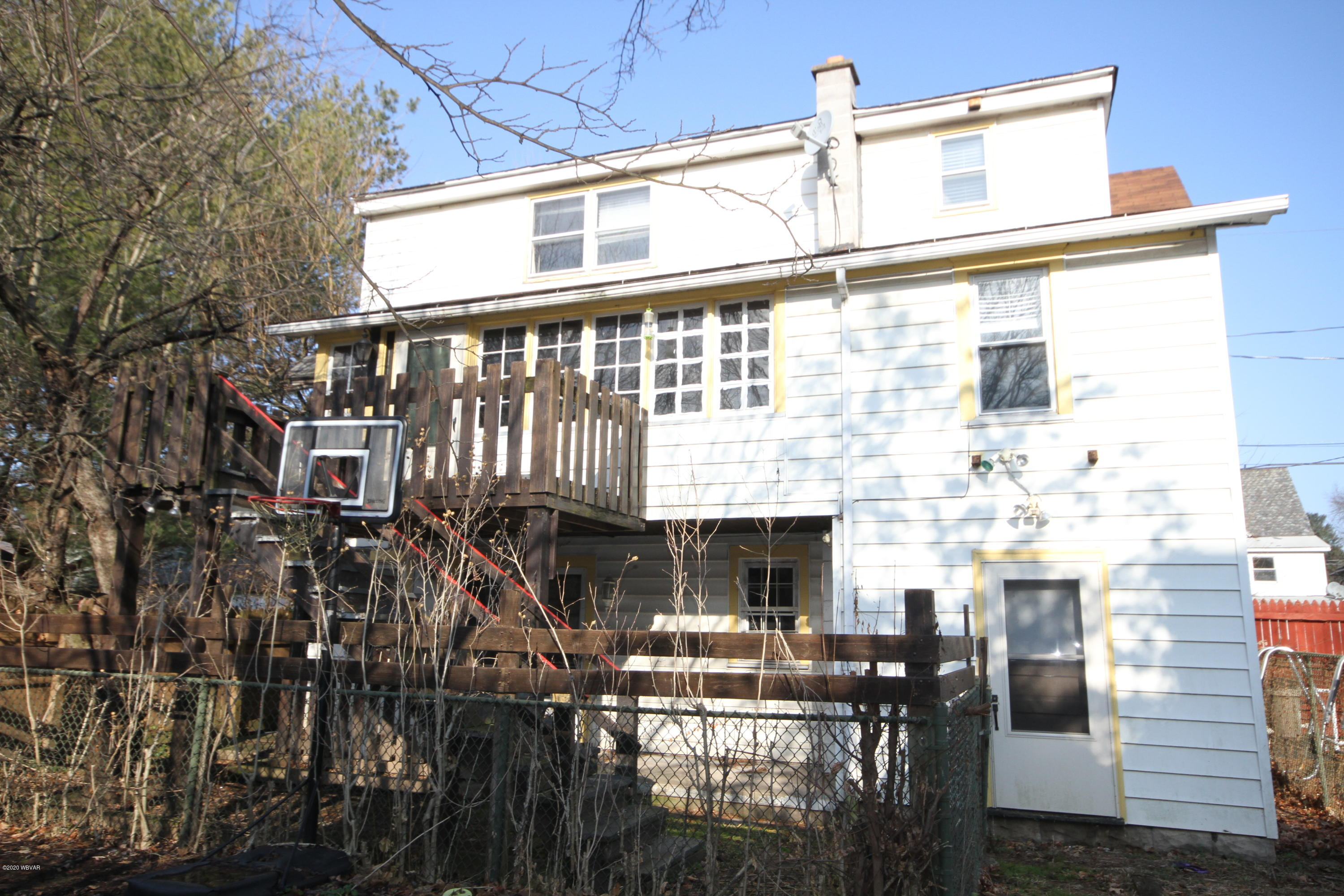 820 1/2 PARK PLACE,Williamsport,PA 17701,3 Bedrooms Bedrooms,2 BathroomsBathrooms,Residential,PARK,WB-89417