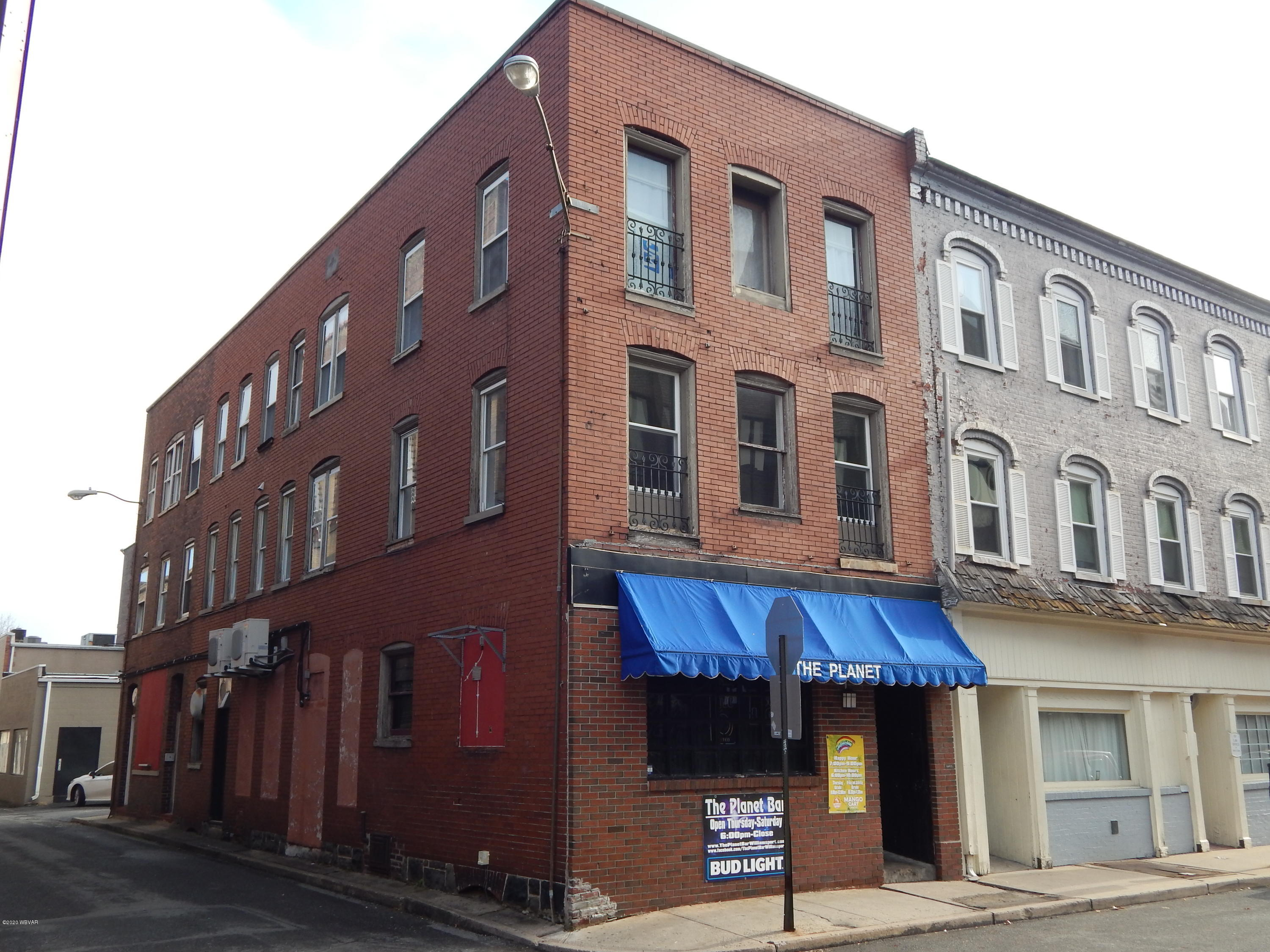326 COURT STREET,Williamsport,PA 17701,6 BathroomsBathrooms,Commercial sales,COURT,WB-89544