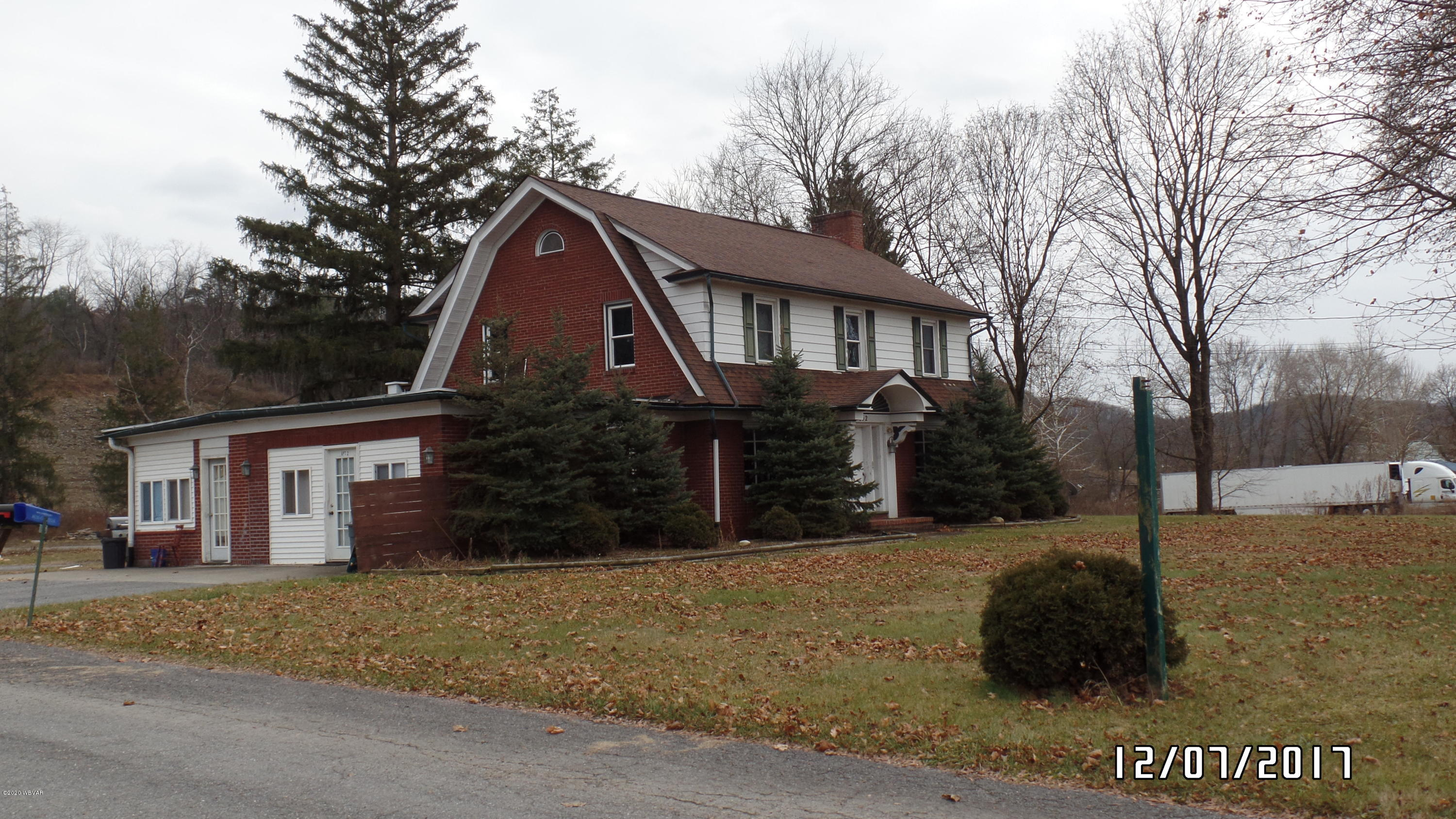 2652 LYCOMING CREEK ROAD,Williamsport,PA 17701,2 BathroomsBathrooms,Commercial sales,LYCOMING CREEK,WB-89564