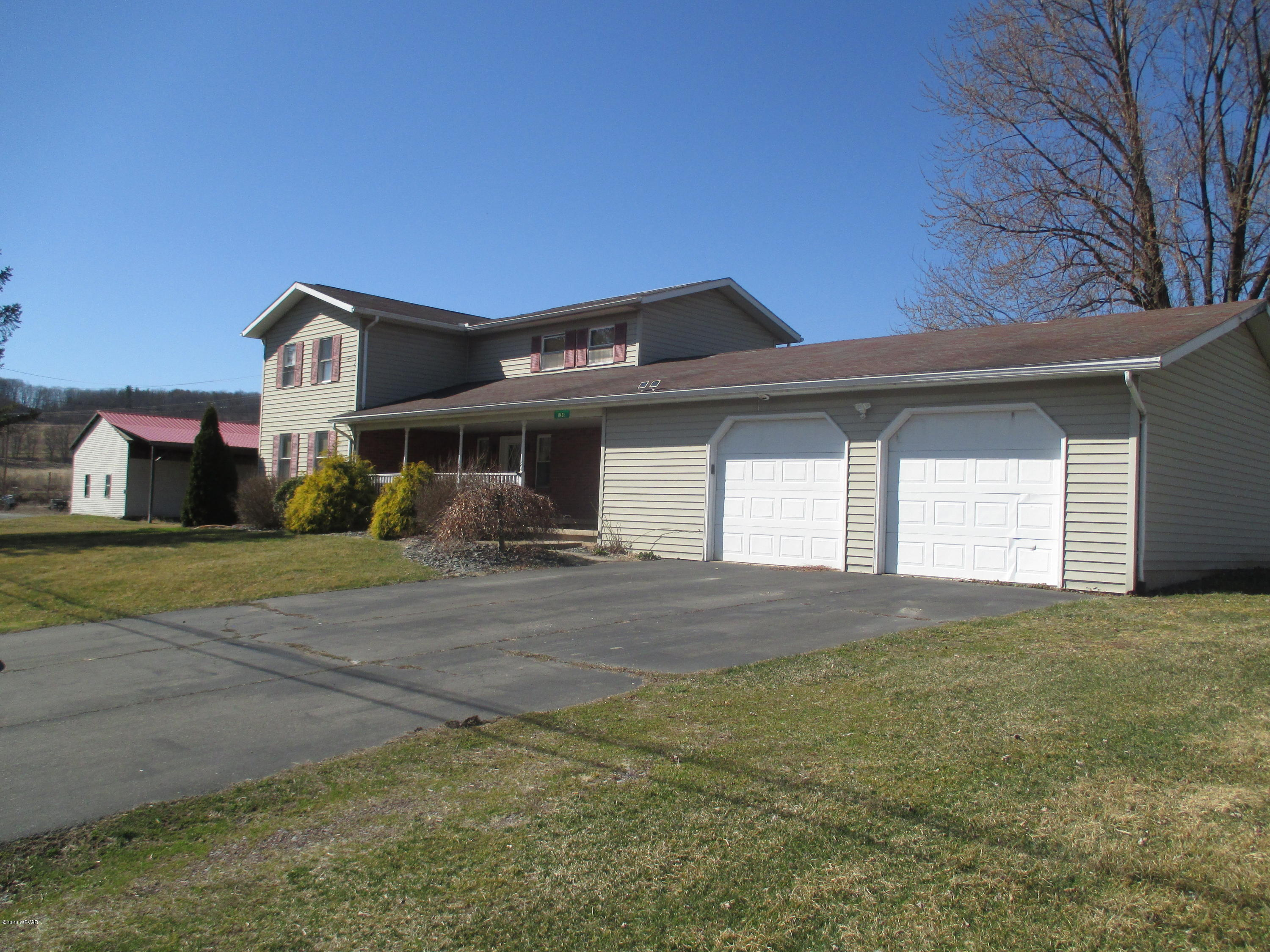 8431 ROUTE 414 HIGHWAY,Canton,PA 17724,3 Bedrooms Bedrooms,2 BathroomsBathrooms,Residential,ROUTE 414,WB-89829