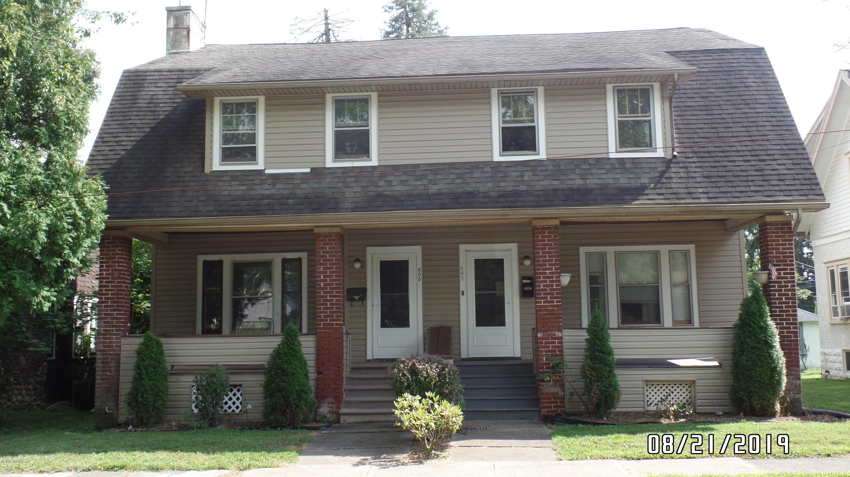 605 & 607 HAWTHORNE STREET, Williamsport, PA 17701, ,Multi-units,For sale,HAWTHORNE,WB-89984