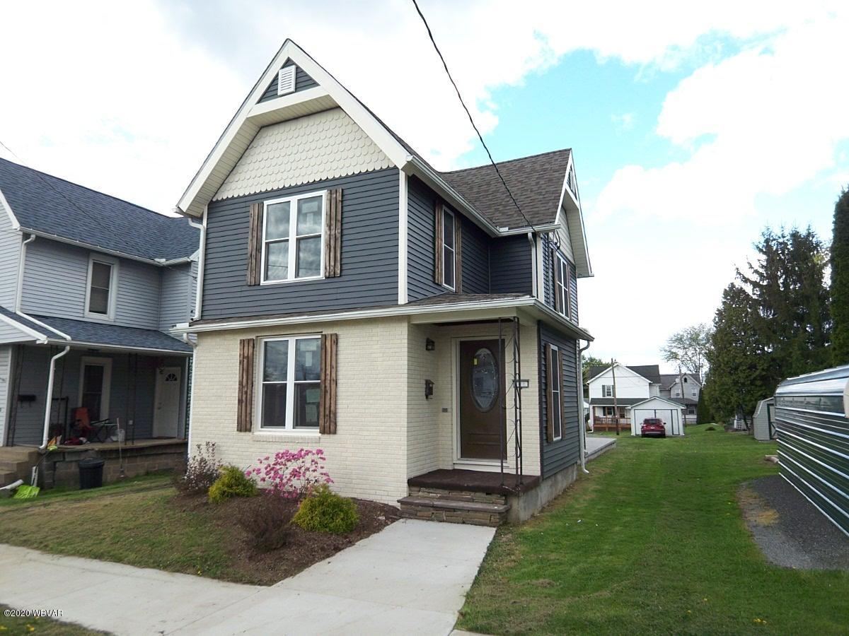328 GLOVER STREET,Jersey Shore,PA 17740,3 Bedrooms Bedrooms,2 BathroomsBathrooms,Residential,GLOVER,WB-90002