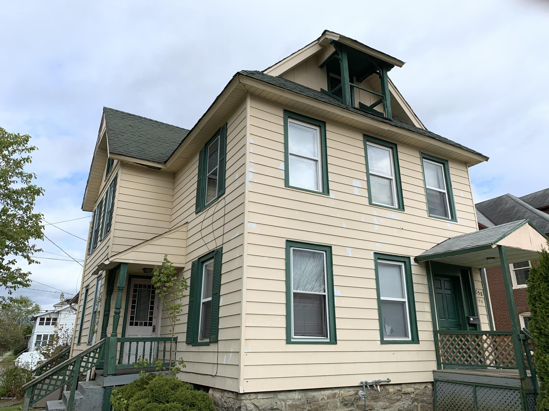1031 PARK AVENUE, Williamsport, PA 17701, ,Multi-units,For sale,PARK,WB-90035