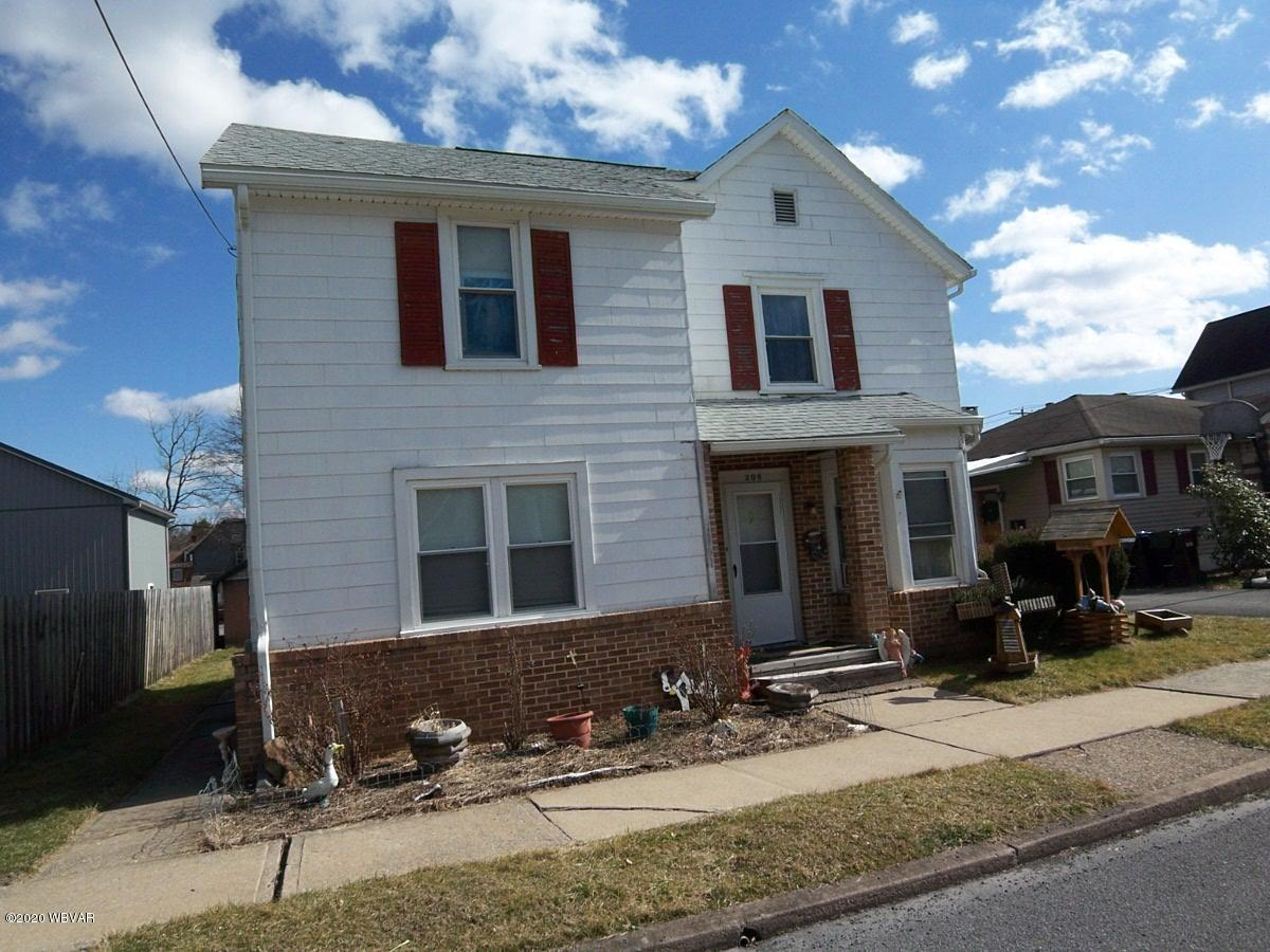 208 CALVERT STREET, Jersey Shore, PA 17740, 3 Bedrooms Bedrooms, ,1 BathroomBathrooms,Residential,For sale,CALVERT,WB-90039