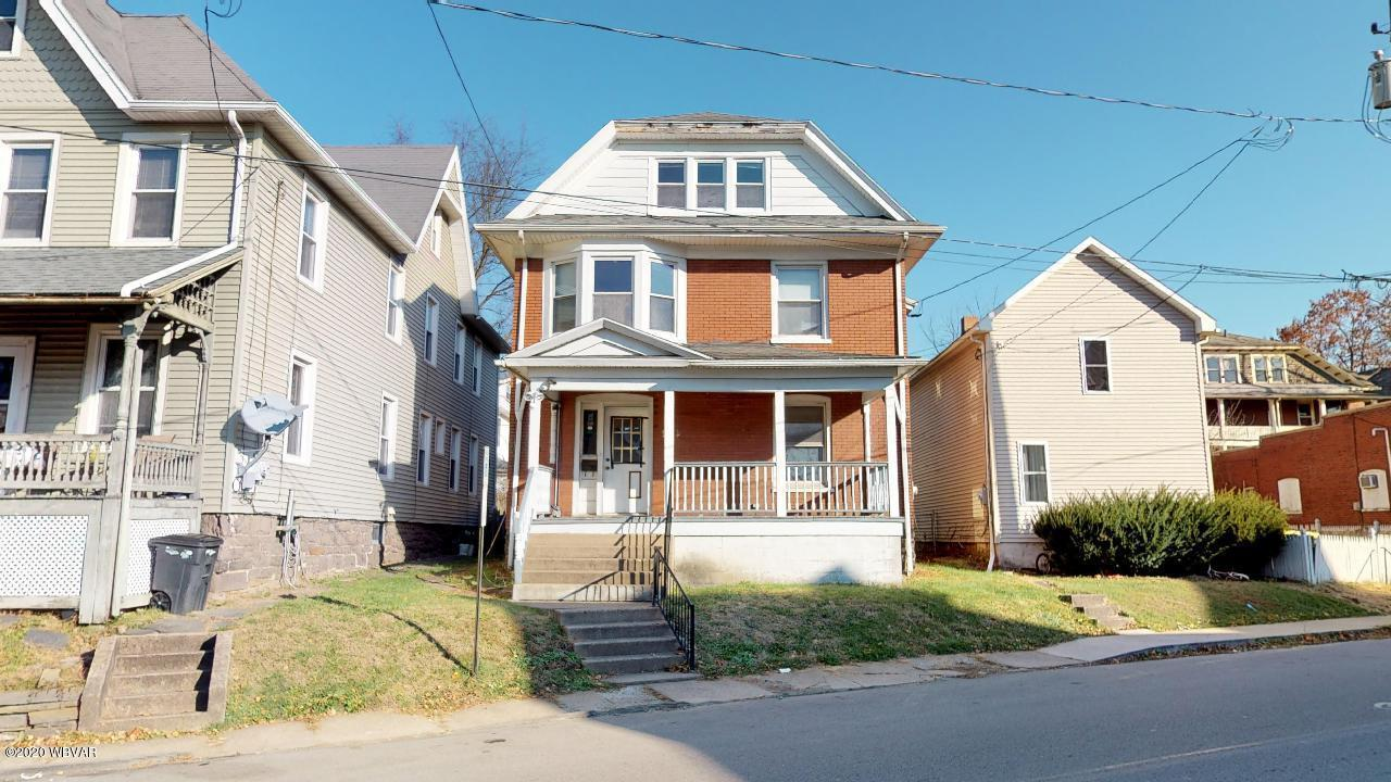 952 MARKET STREET, Williamsport, PA 17701, 4 Bedrooms Bedrooms, ,1 BathroomBathrooms,Residential,For sale,MARKET,WB-91659