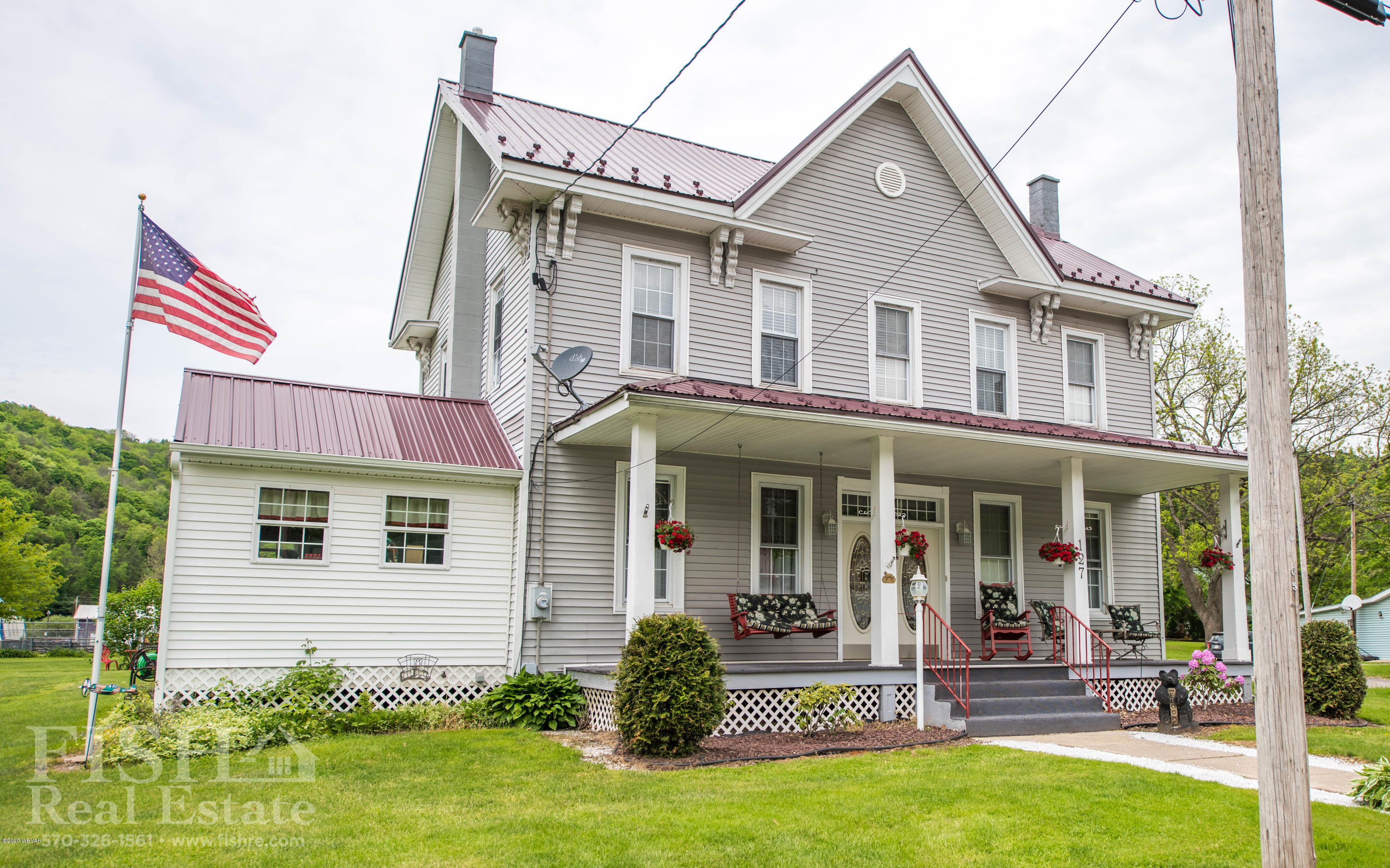 127 MAIN STREET, Muncy Valley, PA 17758, 4 Bedrooms Bedrooms, ,2 BathroomsBathrooms,Residential,For sale,MAIN,WB-90098