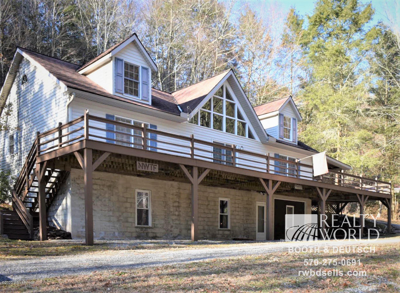 10505 US ROUTE 220 HIGHWAY,Hughesville,PA 17737,6 Bedrooms Bedrooms,1 BathroomBathrooms,Cabin/vacation home,US ROUTE 220,WB-90118