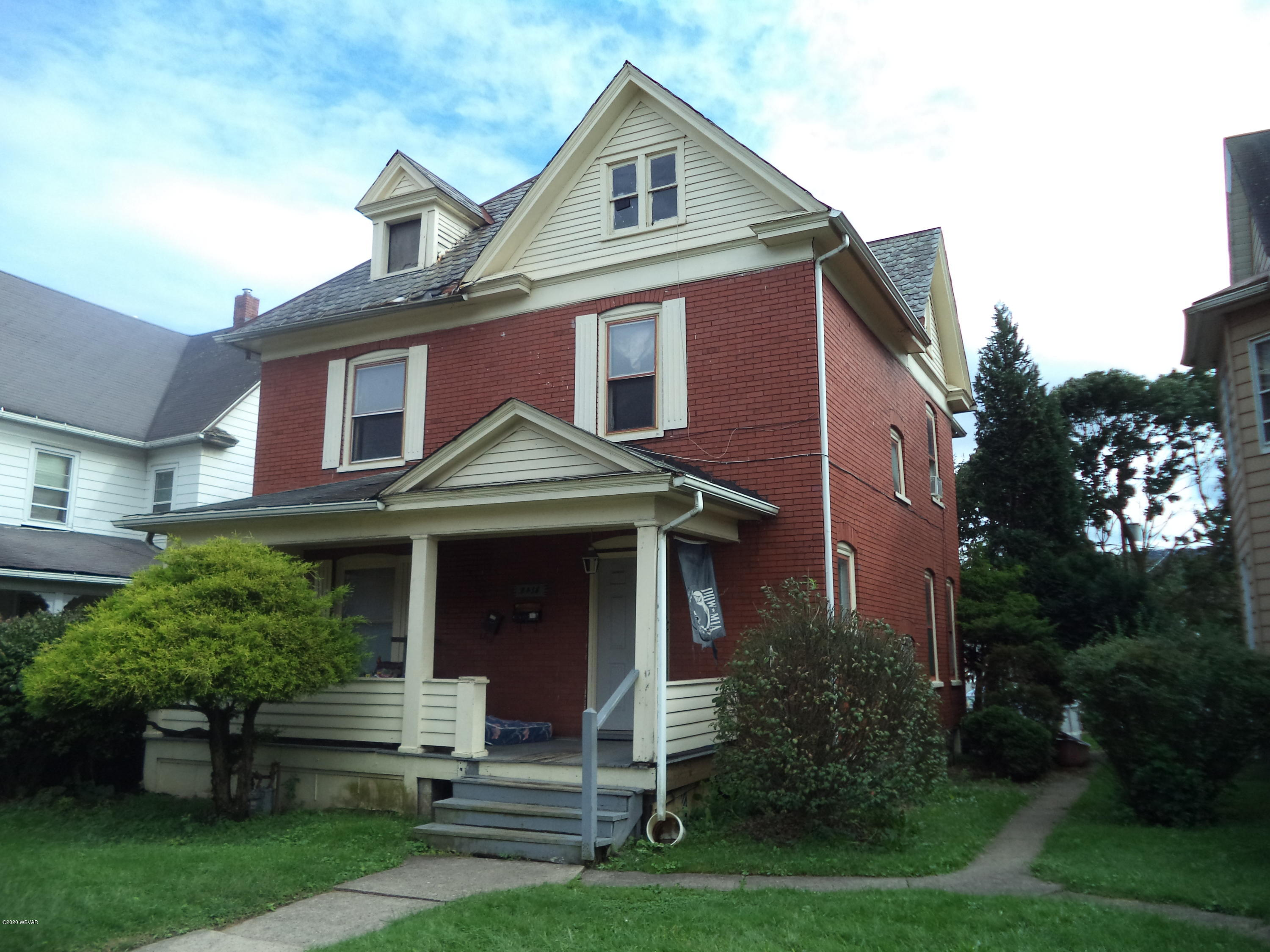 2415 4TH STREET, Williamsport, PA 17701, ,Multi-units,For sale,4TH,WB-90113