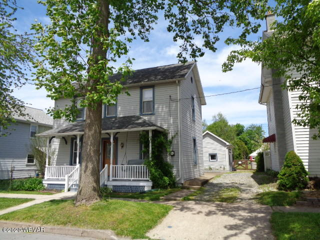 255 JORDAN AVENUE,Montoursville,PA 17754,3 Bedrooms Bedrooms,2 BathroomsBathrooms,Residential,JORDAN,WB-90123